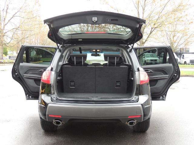 2008 Acura MDX SH-AWD / Tech Pkg / NAVIGATION / Rear View CAM - Photo 27 - Portland, OR 97217