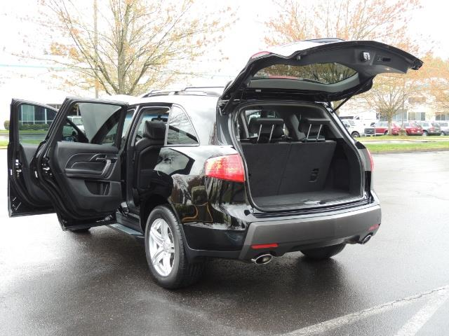 2008 Acura MDX SH-AWD / Tech Pkg / NAVIGATION / Rear View CAM - Photo 26 - Portland, OR 97217