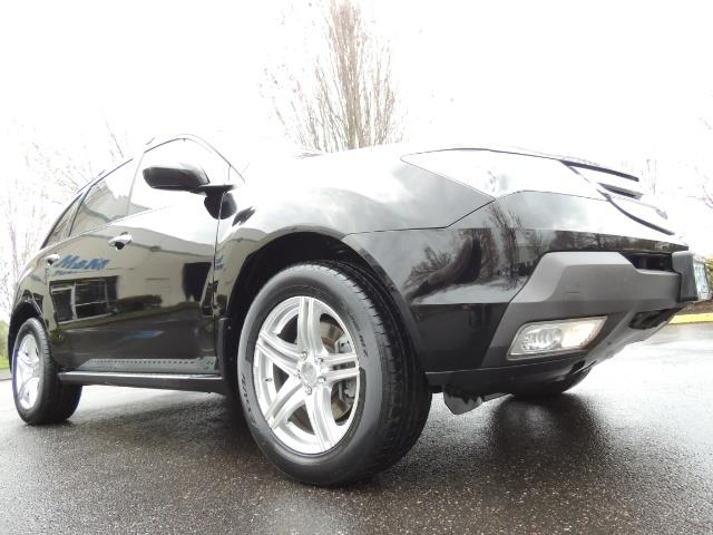 2008 Acura MDX SH-AWD / Tech Pkg / NAVIGATION / Rear View CAM - Photo 10 - Portland, OR 97217