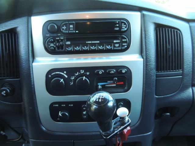 2004 Dodge Ram 3500 Laramie FLAT BED 4X4 / 5.9L Cummins DIESEL 6-SPEED - Photo 38 - Portland, OR 97217