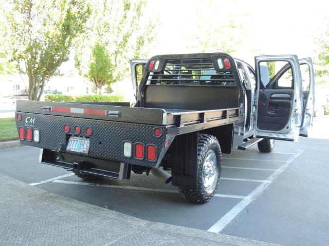 2004 Dodge Ram 3500 Laramie FLAT BED 4X4 / 5.9L Cummins DIESEL 6-SPEED - Photo 26 - Portland, OR 97217