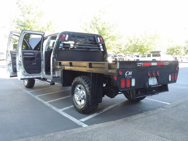 2004 Dodge Ram 3500 Laramie FLAT BED 4X4 / 5.9L Cummins DIESEL 6-SPEED - Photo 30 - Portland, OR 97217