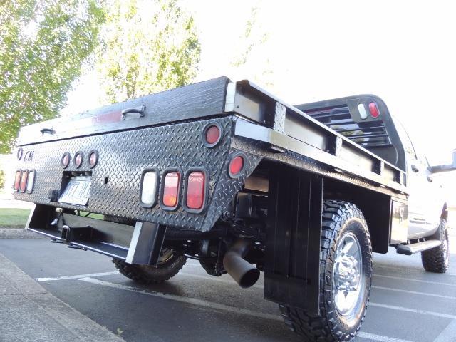 2004 Dodge Ram 3500 Laramie FLAT BED 4X4 / 5.9L Cummins DIESEL 6-SPEED - Photo 47 - Portland, OR 97217