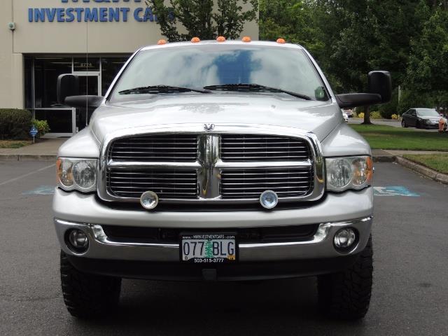 2004 Dodge Ram 3500 Laramie FLAT BED 4X4 / 5.9L Cummins DIESEL 6-SPEED - Photo 5 - Portland, OR 97217