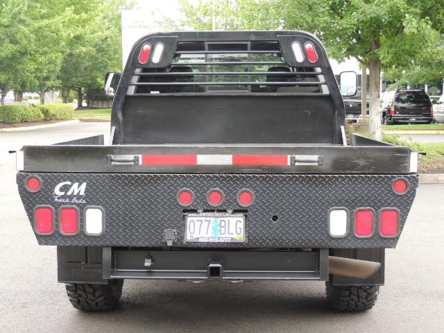 2004 Dodge Ram 3500 Laramie FLAT BED 4X4 / 5.9L Cummins DIESEL 6-SPEED - Photo 6 - Portland, OR 97217
