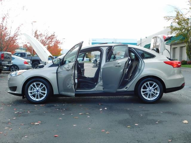 2015 Ford Focus SE / Sunroof / Backup Camera / NEW TIRES / Excel C - Photo 26 - Portland, OR 97217