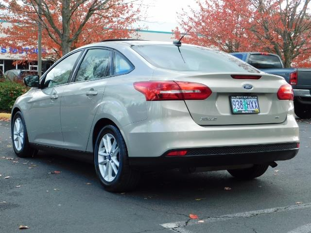 2015 Ford Focus SE / Sunroof / Backup Camera / NEW TIRES / Excel C - Photo 7 - Portland, OR 97217