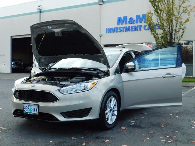 2015 Ford Focus SE / Sunroof / Backup Camera / NEW TIRES / Excel C - Photo 25 - Portland, OR 97217