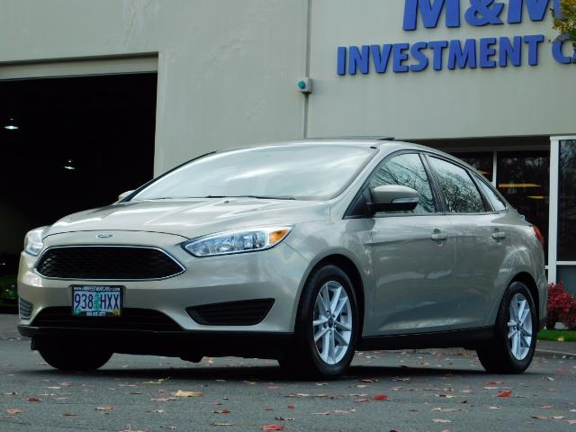 2015 Ford Focus SE / Sunroof / Backup Camera / NEW TIRES / Excel C - Photo 45 - Portland, OR 97217