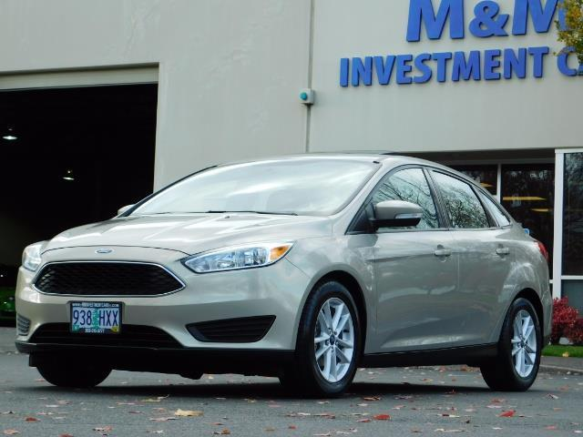 2015 Ford Focus SE / Sunroof / Backup Camera / NEW TIRES / Excel C - Photo 1 - Portland, OR 97217