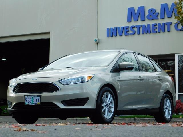 2015 Ford Focus SE / Sunroof / Backup Camera / NEW TIRES / Excel C - Photo 43 - Portland, OR 97217