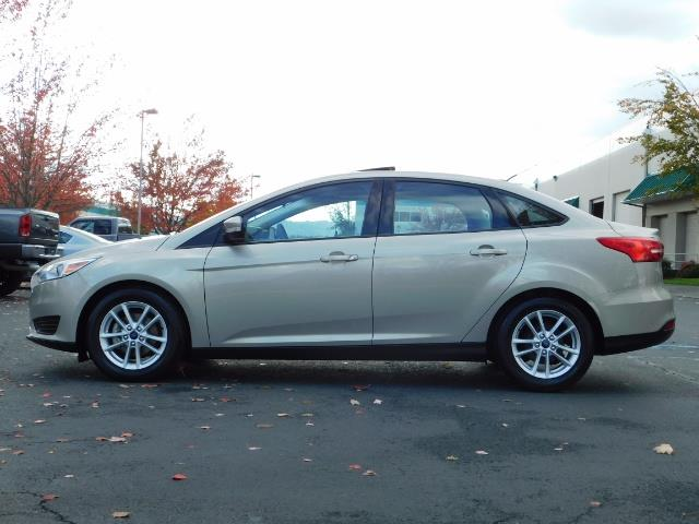 2015 Ford Focus SE / Sunroof / Backup Camera / NEW TIRES / Excel C - Photo 3 - Portland, OR 97217