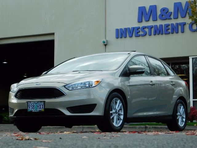 2015 Ford Focus SE / Sunroof / Backup Camera / NEW TIRES / Excel C - Photo 44 - Portland, OR 97217