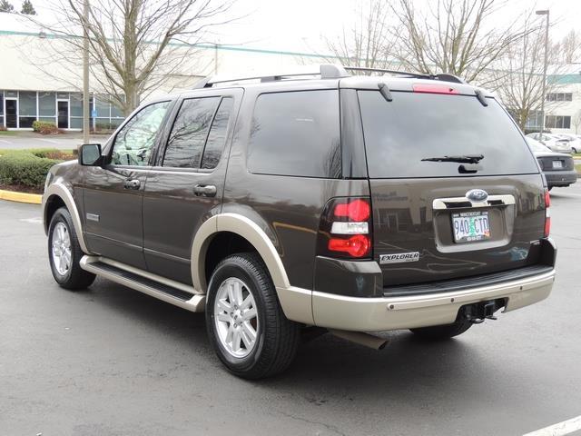 2006 Ford Explorer Eddie Bauer 4wd Third Row Seat Navigation