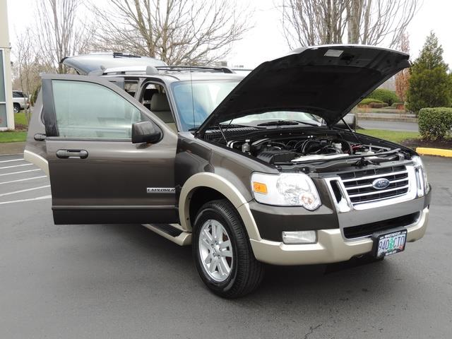 2006 ford explorer eddie bauer 4wd third row seat. Black Bedroom Furniture Sets. Home Design Ideas