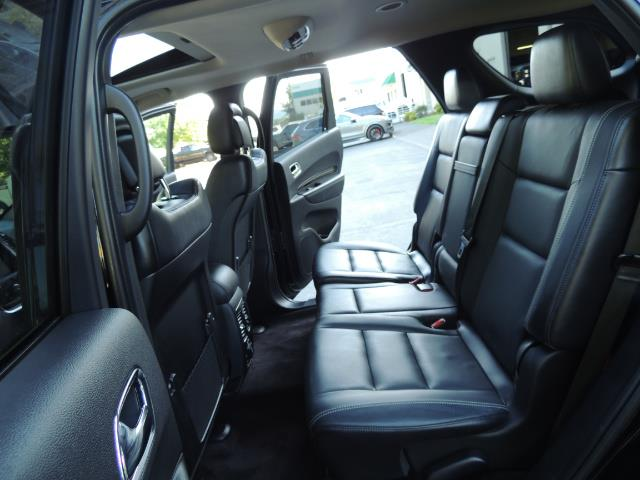 2017 Dodge Durango Citadel / AWD / Navigation / 3RD Seat / Excel Cond - Photo 15 - Portland, OR 97217