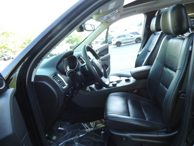 2017 Dodge Durango Citadel / AWD / Navigation / 3RD Seat / Excel Cond - Photo 14 - Portland, OR 97217