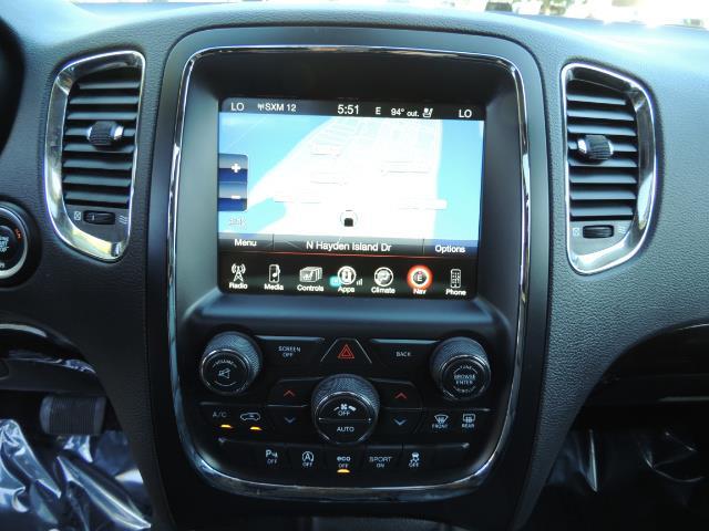 2017 Dodge Durango Citadel / AWD / Navigation / 3RD Seat / Excel Cond - Photo 22 - Portland, OR 97217