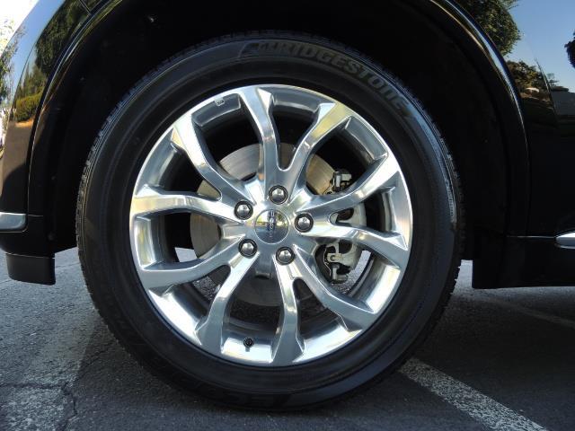 2017 Dodge Durango Citadel / AWD / Navigation / 3RD Seat / Excel Cond - Photo 46 - Portland, OR 97217