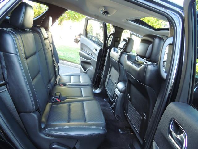 2017 Dodge Durango Citadel / AWD / Navigation / 3RD Seat / Excel Cond - Photo 17 - Portland, OR 97217