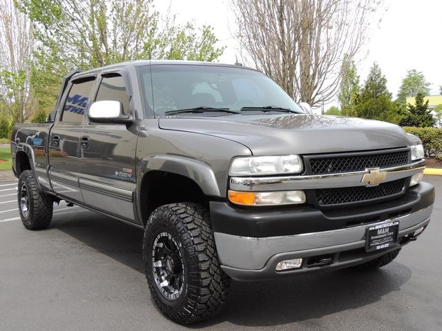 2002 chevrolet silverado 2500 lt 4dr crew cab 4x4 6 6l. Black Bedroom Furniture Sets. Home Design Ideas