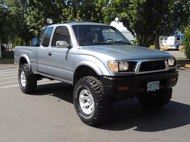 Elegant Toyota Tacoma Lifted With