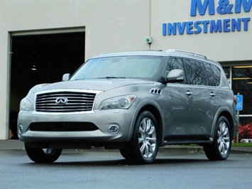 2011 Infiniti QX56 4X4 NAVi / DVD's / ALL PACKAGES / PRISTINE ! SUV