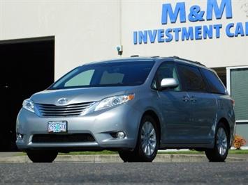 2011 Toyota Sienna Limited 7-Passenger / MiniVan / Navigation / DVD