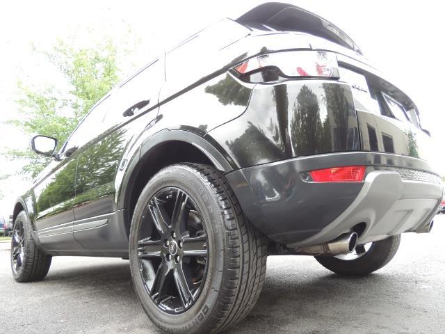 2013 Land Rover Evoque Pure / AWD / Navigation / backup camera / 1-Owner - Photo 11 - Portland, OR 97217