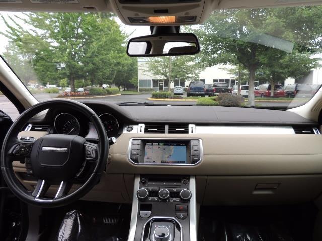 2013 Land Rover Evoque Pure / AWD / Navigation / backup camera / 1-Owner - Photo 38 - Portland, OR 97217