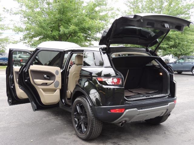 2013 Land Rover Evoque Pure / AWD / Navigation / backup camera / 1-Owner - Photo 27 - Portland, OR 97217