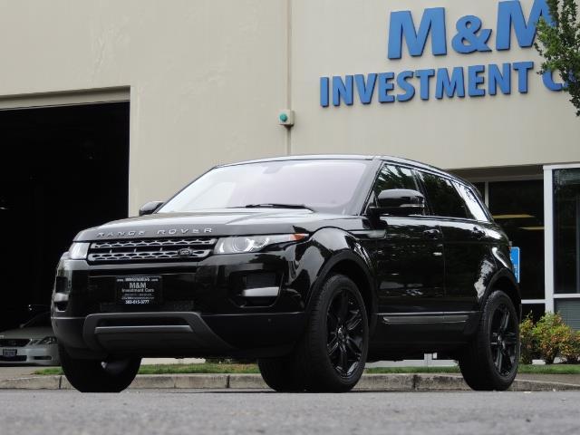 2013 Land Rover Evoque Pure / AWD / Navigation / backup camera / 1-Owner - Photo 50 - Portland, OR 97217