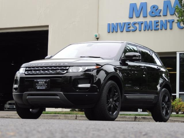 2013 Land Rover Evoque Pure / AWD / Navigation / backup camera / 1-Owner - Photo 53 - Portland, OR 97217
