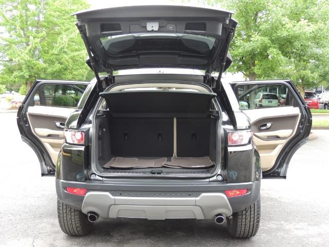 2013 Land Rover Evoque Pure / AWD / Navigation / backup camera / 1-Owner - Photo 28 - Portland, OR 97217