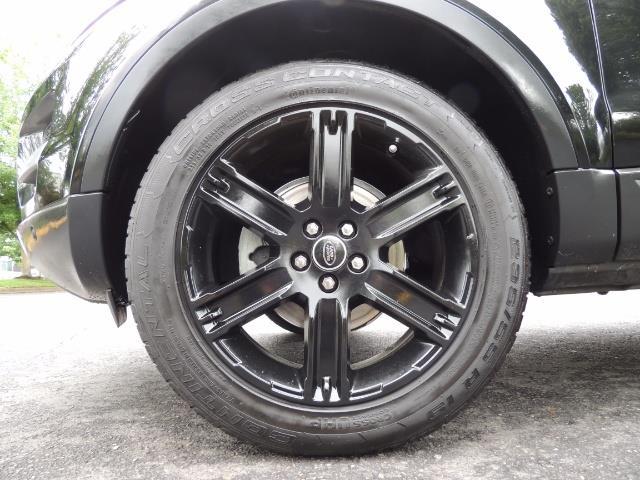 2013 Land Rover Evoque Pure / AWD / Navigation / backup camera / 1-Owner - Photo 23 - Portland, OR 97217
