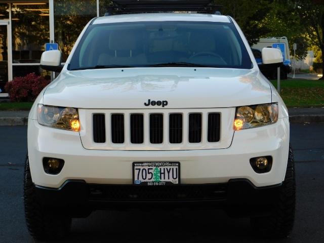 2011 Jeep Grand Cherokee Laredo 4wd Off Road Anniversary