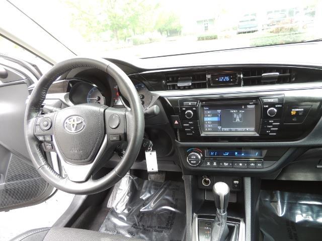 2016 Toyota Corolla S Plus / Sedan / Sunroof / Backup Camera / Spoiler - Photo 18 - Portland, OR 97217