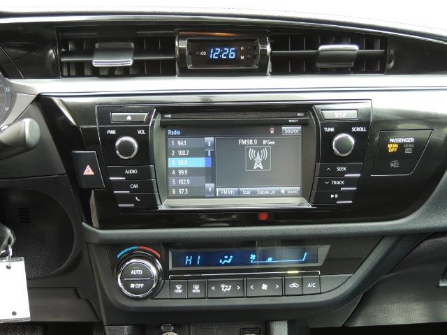 2016 Toyota Corolla S Plus / Sedan / Sunroof / Backup Camera / Spoiler - Photo 20 - Portland, OR 97217