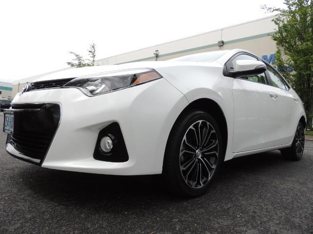 2016 Toyota Corolla S Plus / Sedan / Sunroof / Backup Camera / Spoiler - Photo 10 - Portland, OR 97217