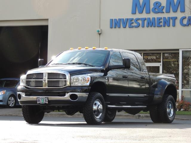 2007 dodge ram 3500 slt 4x4 dually mega cab 5 9l diesel 6 speed manual rh mminvestmentcars com Dodge Ram 3500 Manual Transmission Removal Dodge Ram 3500 Manual Transmission Removal