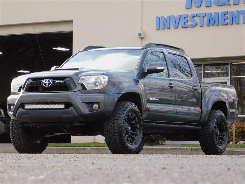 2013 Toyota Tacoma V6 photo