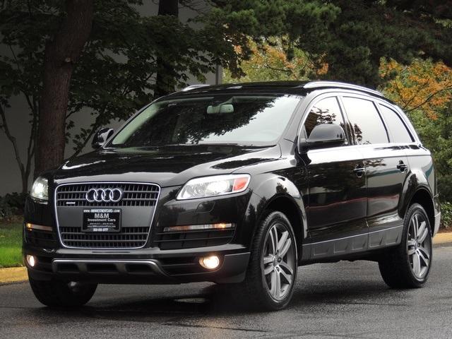2008 Audi Q7 42 Quattro Premium Awd