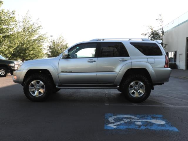 2004 Toyota 4Runner LIMITED Edition 4WD / V8 4.7L / DIFF LOCK / LIFTED - Photo 3 - Portland, OR 97217