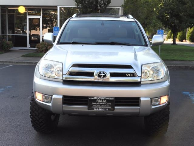 2004 Toyota 4Runner LIMITED Edition 4WD / V8 4.7L / DIFF LOCK / LIFTED - Photo 50 - Portland, OR 97217