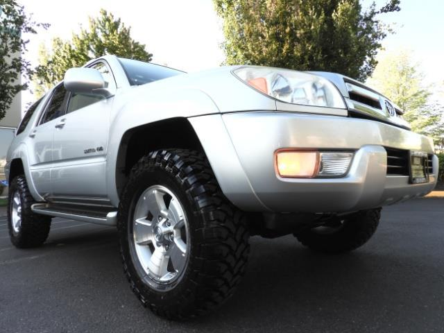 2004 Toyota 4Runner LIMITED Edition 4WD / V8 4.7L / DIFF LOCK / LIFTED - Photo 55 - Portland, OR 97217