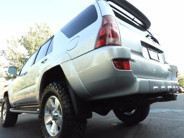 2004 Toyota 4Runner LIMITED Edition 4WD / V8 4.7L / DIFF LOCK / LIFTED - Photo 56 - Portland, OR 97217