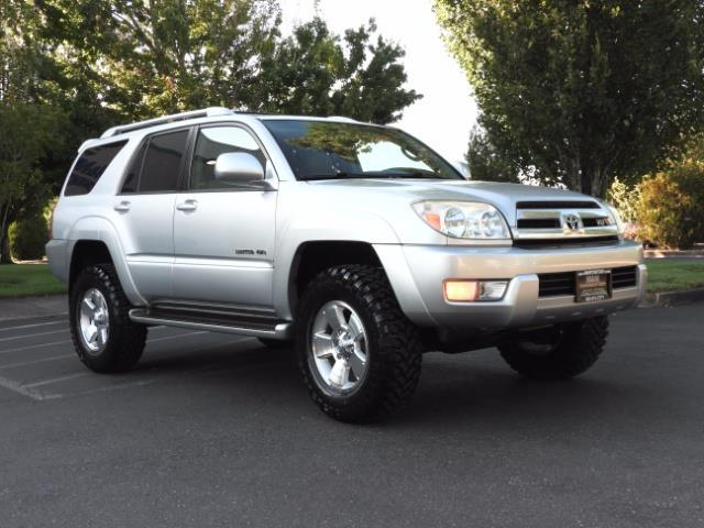 2004 Toyota 4Runner LIMITED Edition 4WD / V8 4.7L / DIFF LOCK / LIFTED - Photo 47 - Portland, OR 97217
