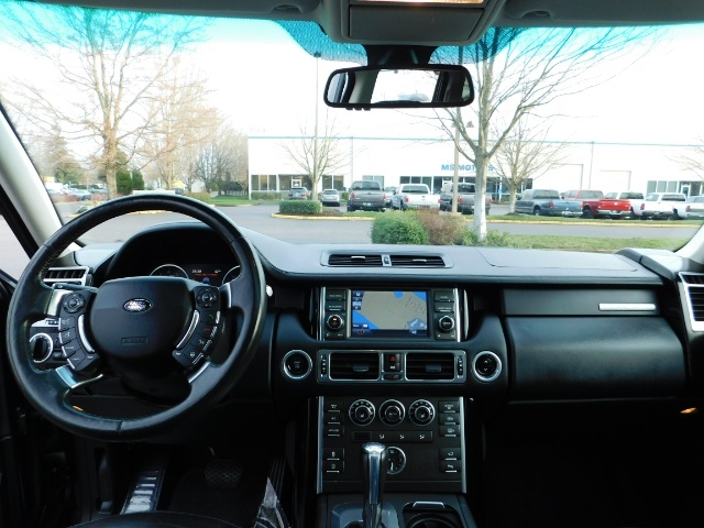 2012 Land Rover Range Rover HSE / 4WD / Sport Utility / 1-OWNER / Excel Cond - Photo 35 - Portland, OR 97217
