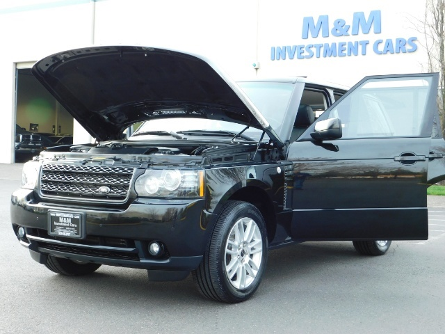 2012 Land Rover Range Rover HSE / 4WD / Sport Utility / 1-OWNER / Excel Cond - Photo 25 - Portland, OR 97217