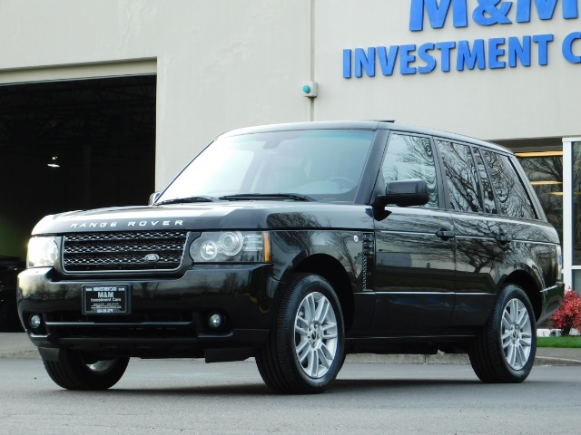 2012 Land Rover Range Rover HSE / 4WD / Sport Utility / 1-OWNER / Excel Cond - Photo 50 - Portland, OR 97217
